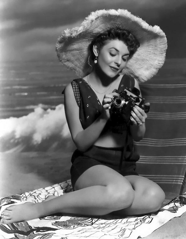 Ann Bancroft 1962