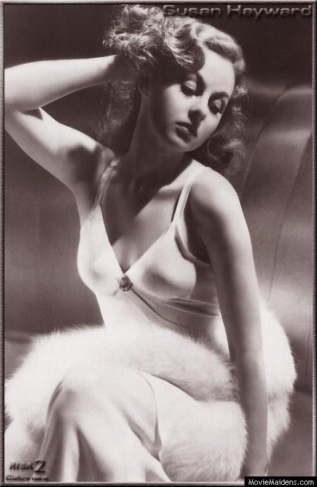 Susan Hayward 1958